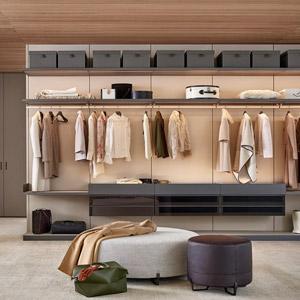 Как выбрать гардеробную систему
