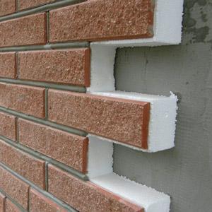 Наружная отделка стен дома