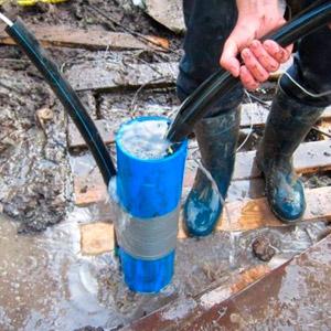 Способы очистки скважины на воду