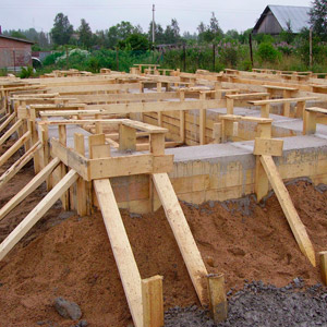 Какой фундамент лучше для дома на песчаном грунте